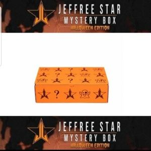 Jeffree Star Deluxe Halloween Mystery Box